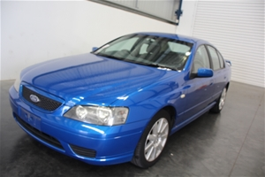 2006 Ford BF Falcon (130,077kms Service