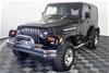 1998 Jeep Wrangler Sport (4x4) TJ Manual Wagon