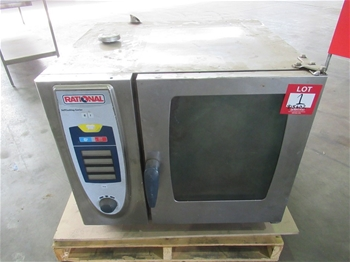 Rational Self-Cooking Centre Convection Oven