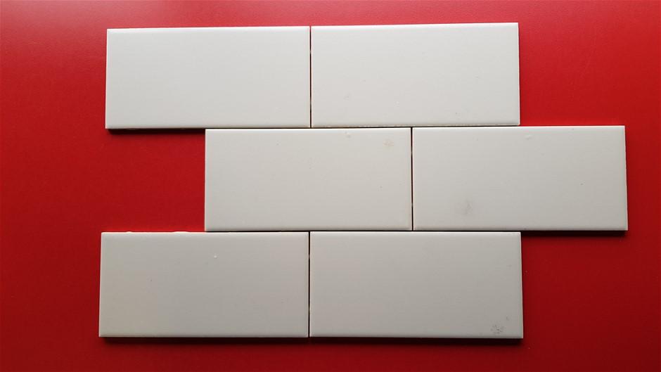 Johnson Snowgum Matt Wall Tile (3 Boxes =3m2) RRP $100