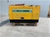 Denyo Diesel Welder Generator , <li>Kubota Diesel engine with welding leads