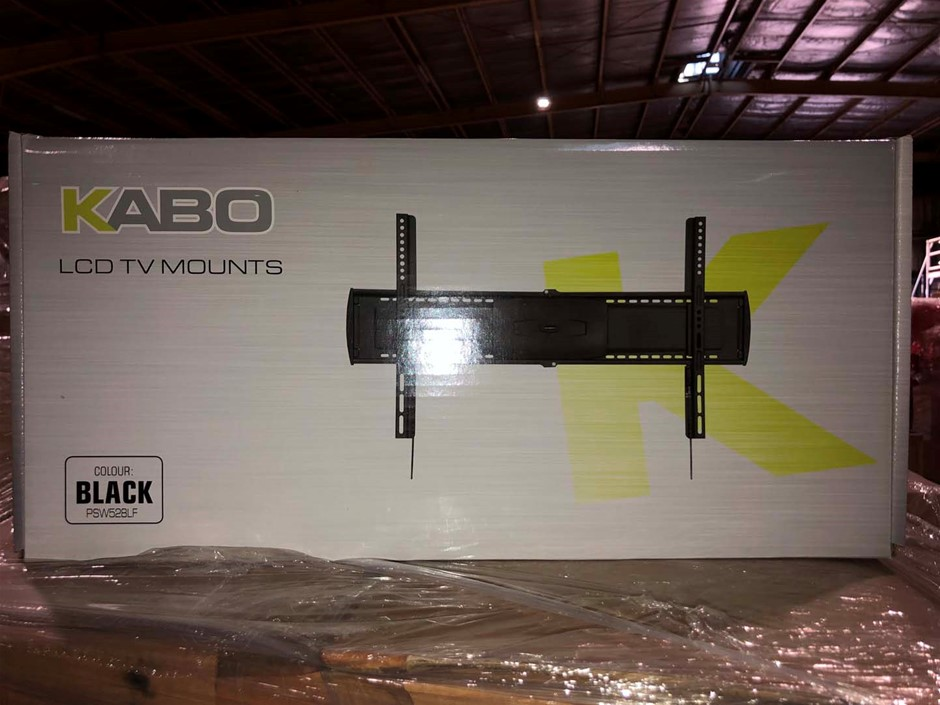 "LCD TV Wall Mounty/Bracket, Suits 32""-55"" TV's, Brand: Kabo"
