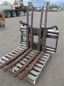 Meyer Multi Tyne Fork Attachment