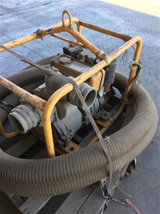 "2012 Robyn DY42DHSE 4"" Diesel Transfer P"