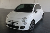 Unreserved 2014 Fiat 500 S Automatic Hatchback