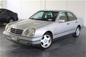 Unreserved 1998 Mercedes Benz E280 Elegance W210 Auto Sedan