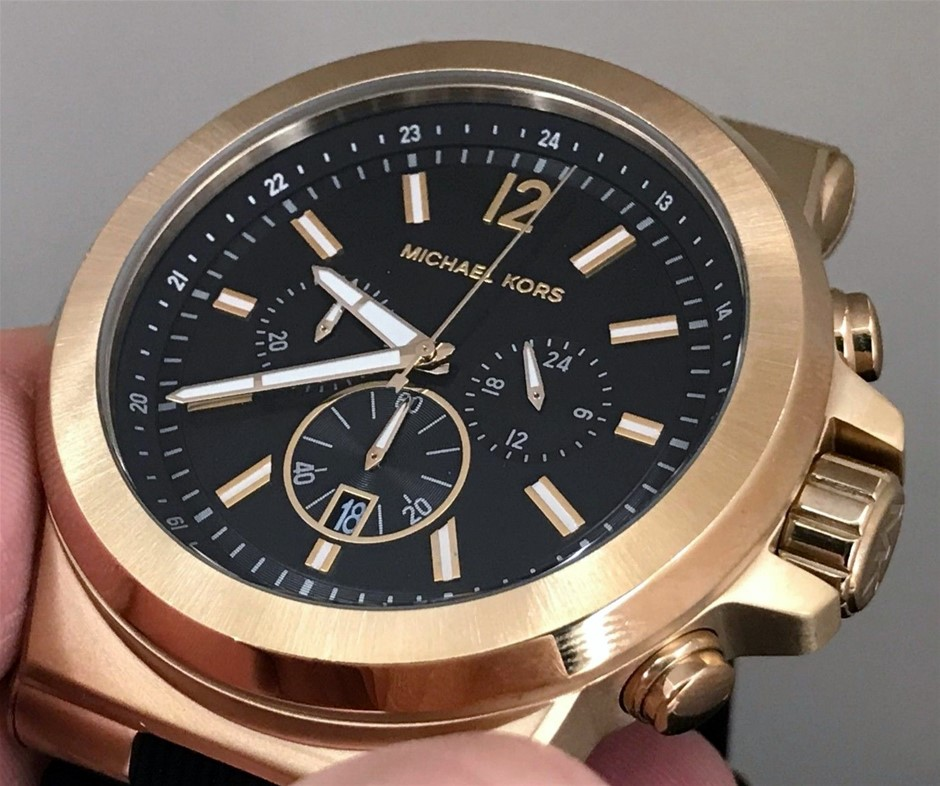 Mens new Michael Kors 'Dylan' classy substantial, masculine watch