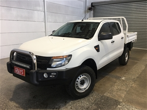 2012 Ford Ranger XL 4X4 PX Turbo Diesel
