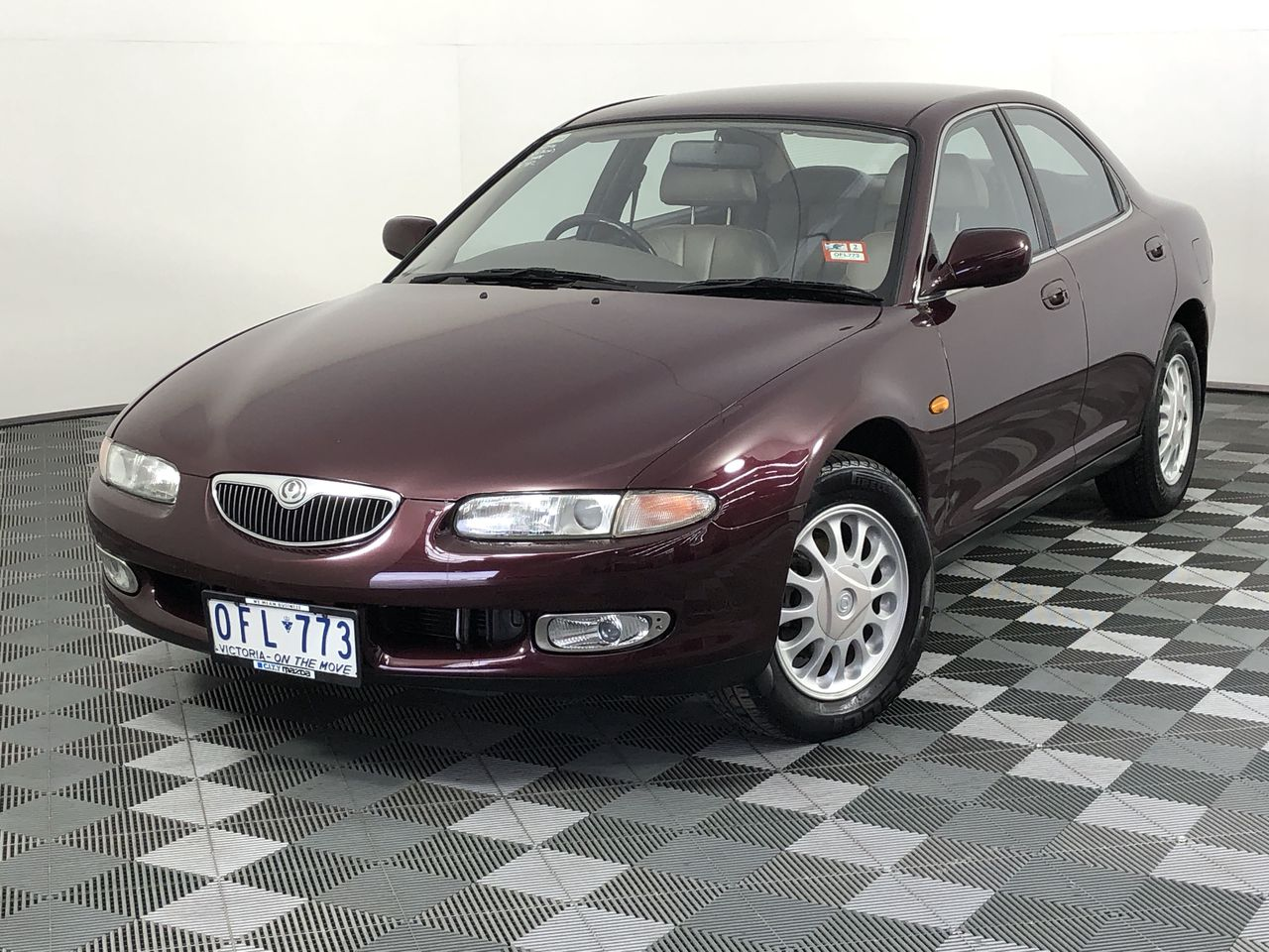 1997 Mazda Eunos 500 Automatic Sedan