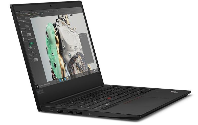 Lenovo ThinkPad E490 14-inch Notebook, Black