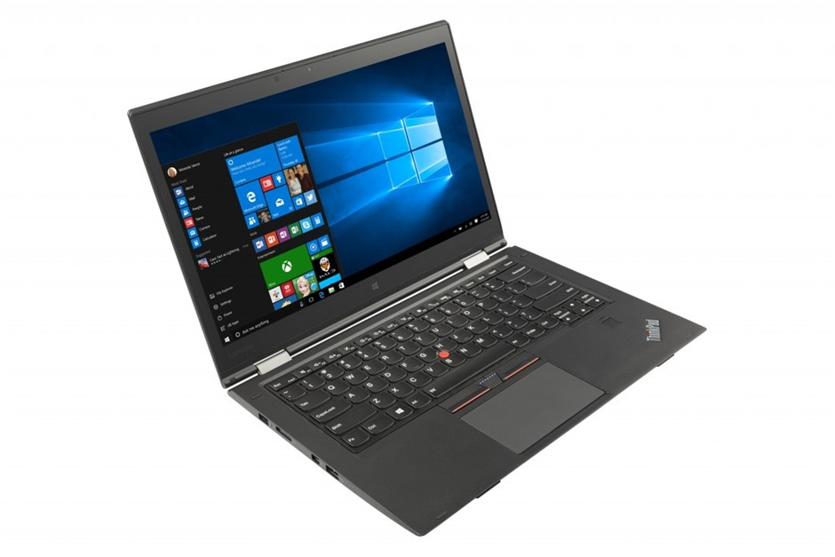 Lenovo ThinkPad X1 Carbon 14-inch Notebook, Black