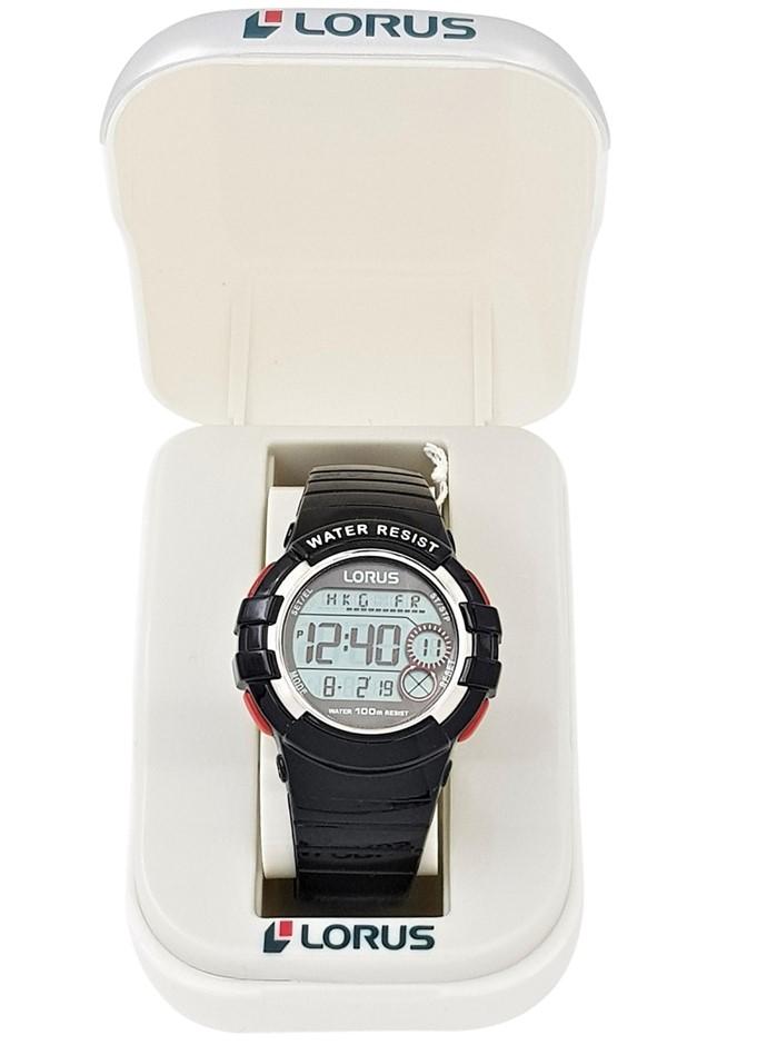 Lorus Digital Watch- Unisex.