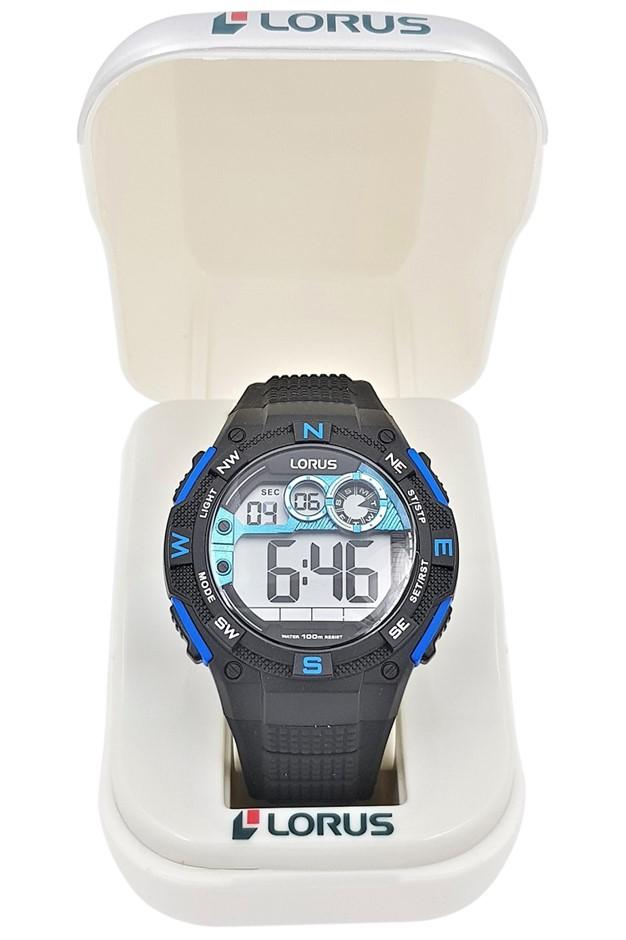 Lorus Digital Chronograph Gents Watch
