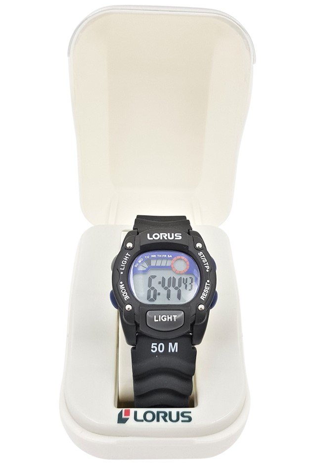 Lorus Digital Sports Unisex Watch