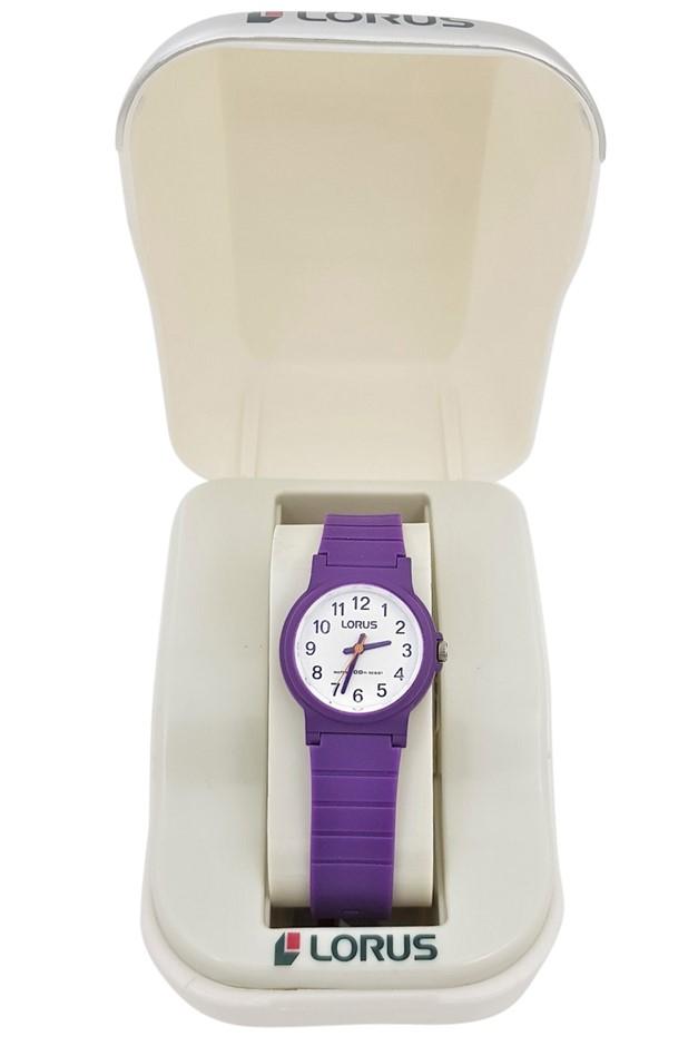 Lorus Purple Youth Watch