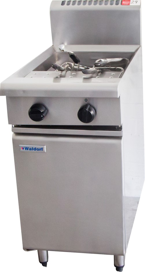 Warldorf Gas Single Pan 2 Pasta Cooker