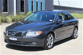 Unreserved 2012 Volvo S80 T6 R-Design AWD