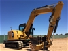 2015 Caterpillar 308E2CR Hydraulic Excavator