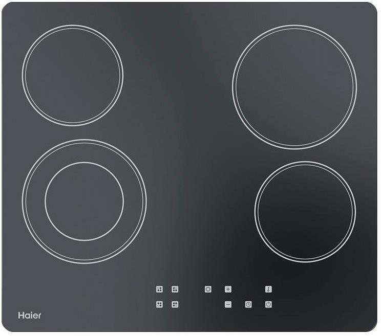 Haier (HCE604TB2) 60cm Ceramic Cooktop