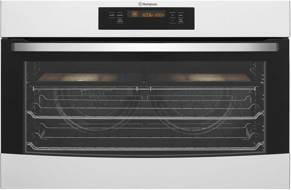 Westinghouse WVE916SB 90cm Electric Built-In Oven
