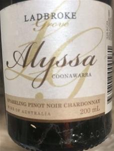 Ladbroke Grove Alyssa Sparkling Pinot No