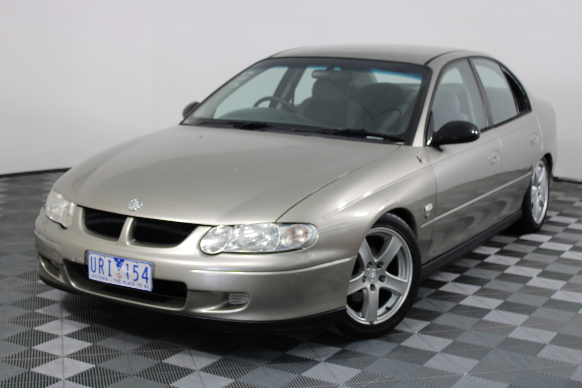 2000 Holden Commodore Executive VX Automatic Sedan