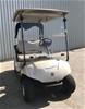 <B>2014 Yamaha G29 Drive 48V Electric Golf Cart (JW9506258) <LI>TROJAN Bat