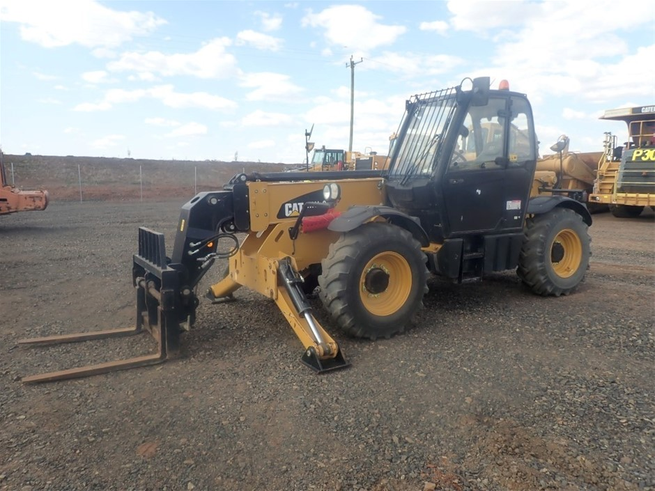 2014 Cat TH414C Telehandler