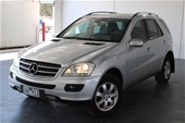 Unreserved 2006 Mercedes Benz ML 320 CDI (4x4)