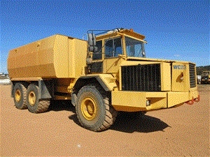 1995 Volvo A30 Articluated Water Cart