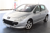 Unreserved 2006 Peugeot 307 XSE 2.0 Automatic Hatchback