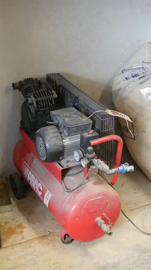 ABAC ABV2051/50/2.5 Shop Air Compressor