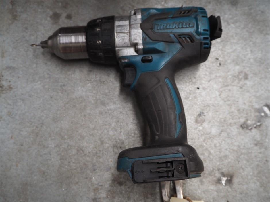 Makita Cordless Hammer Drill Driver