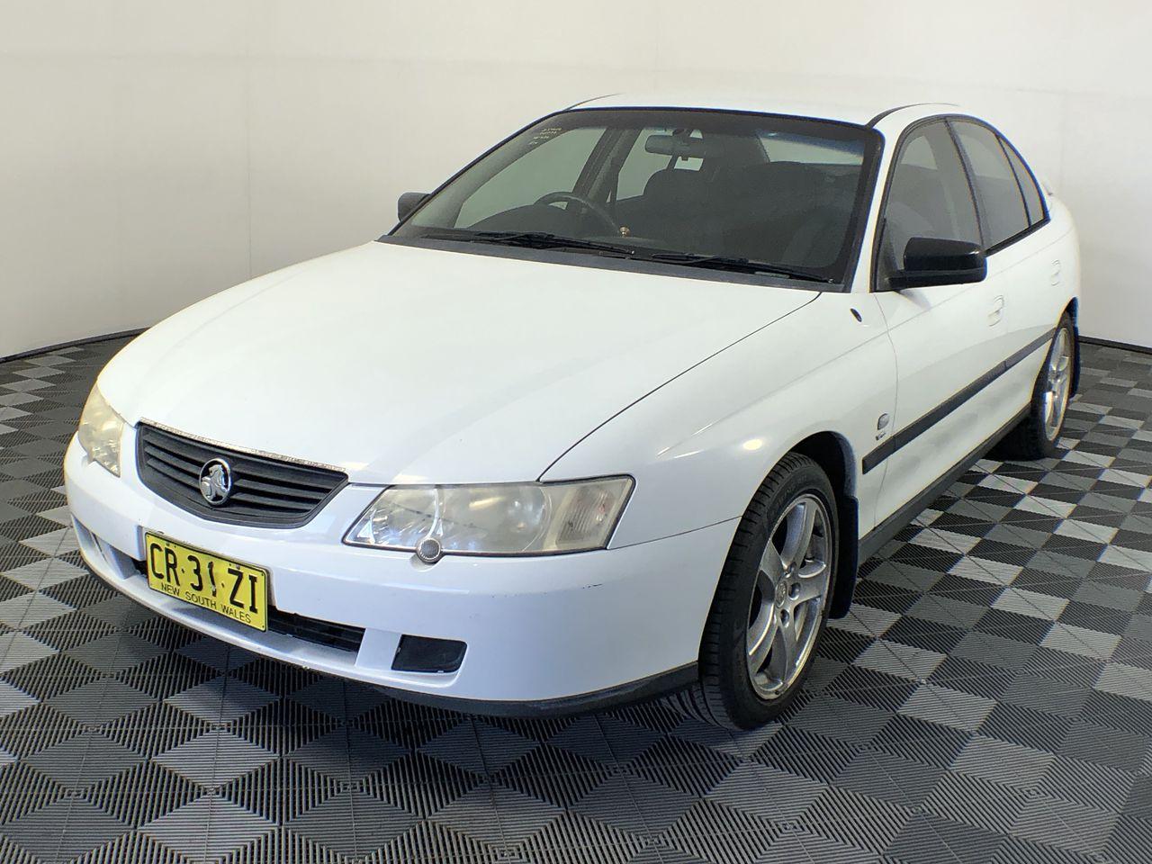 2003 Holden Commodore Executive Y Series Manual Sedan