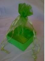 Organza Gift Box Line