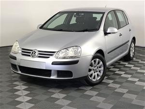 2007 Volkswagen Golf 1.9 TDI Comfortline