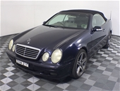 2000 Mercedes Benz CLK320 Avantgarde A208