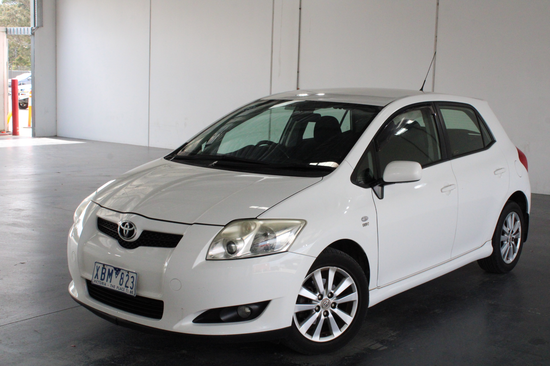 2009 Toyota Corolla LEVIN SX ZRE152R Automatic Hatchback