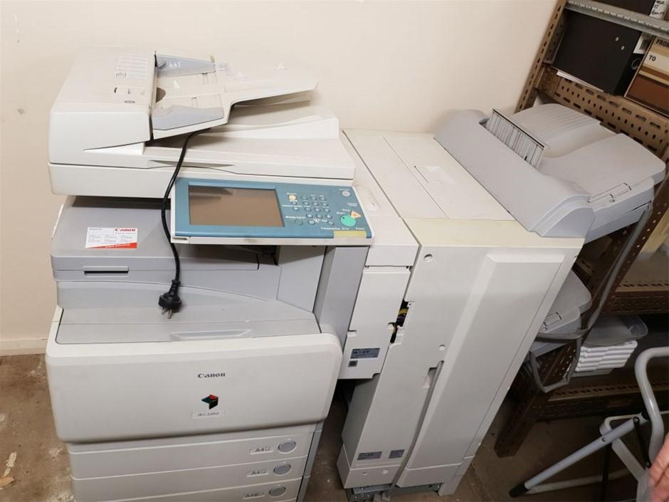 Canon IRC380 Printer