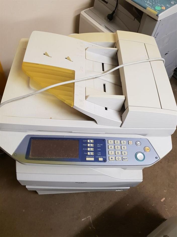 Sharp AR-M236 printer