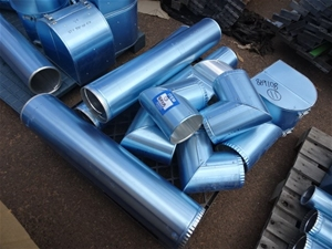 A Quantity of Fabricated Ducting