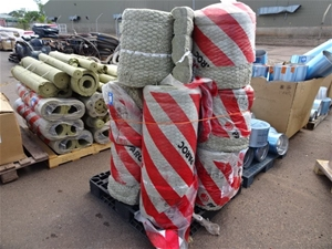 Rolls of Wired Insulation, Pro Wired MAT