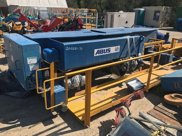 ABUS GM Travelling Overhead Crane Crab Unit - 40T