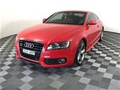 2010 Audi A5 3.0 TDI Quattro S-Line 8T Turbo Diesel