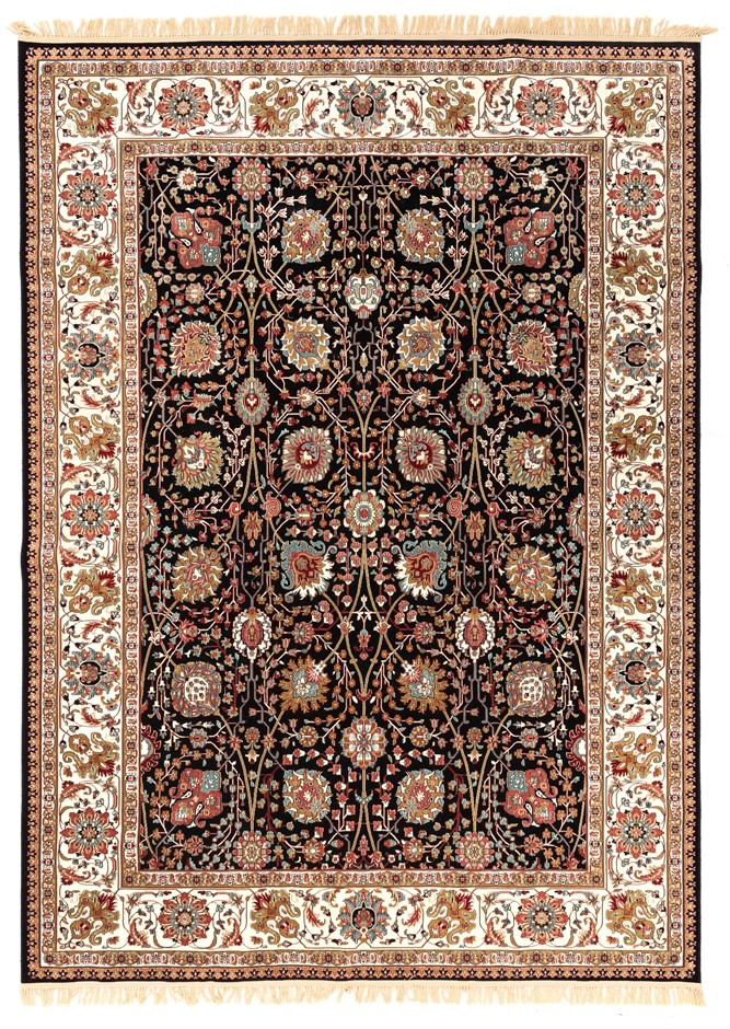 Art Silk Super Soft And Luxurious Pile Machine Made Rug Size (Cm) 250 x 350