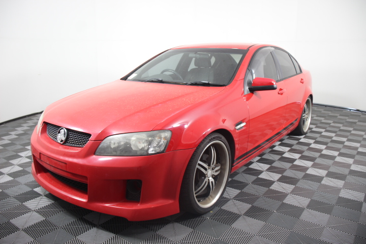 2008 Holden VE Commodore Automatic (P Friendly)