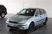 Unreserved 2005 Ford Focus CL LR Automatic Hatchback