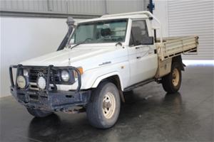 1999 Toyota Landcruiser (4x4) HZJ75 Manu