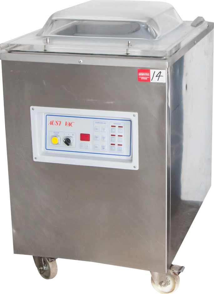 Aust Vac Cryo Vac Machine