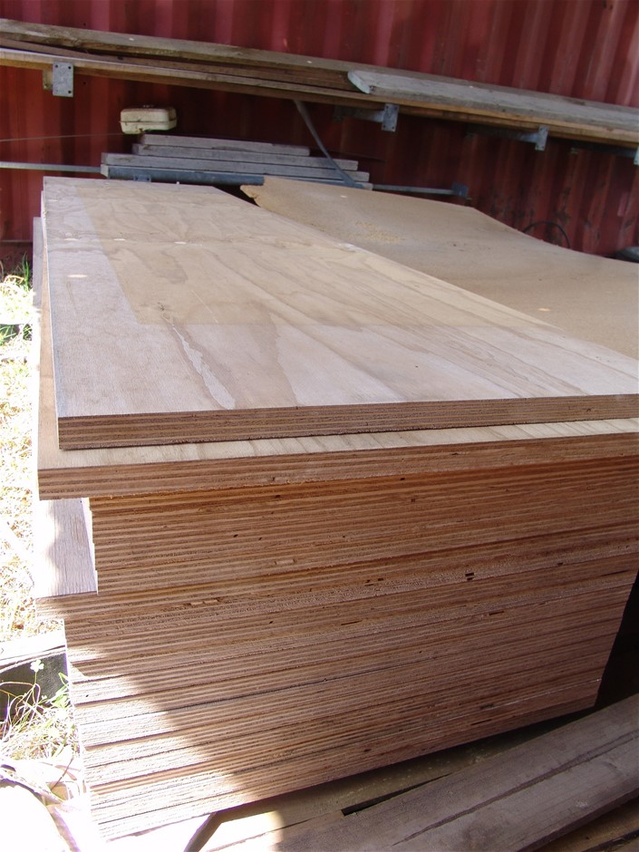 Heavy Duty Plywood